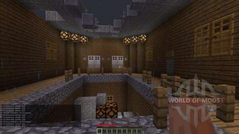 Mansion CLASSIC for Minecraft