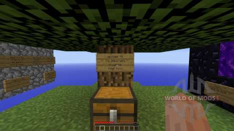 Adventure Skylands Survival for Minecraft