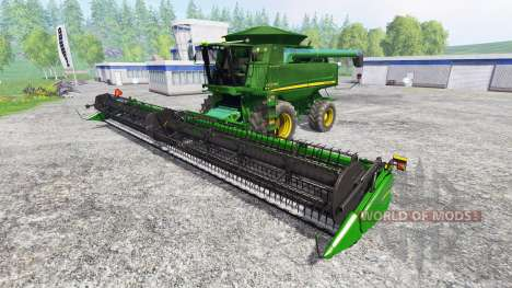 John Deere 9870 STS for Farming Simulator 2015