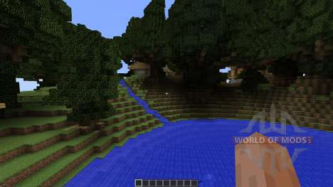 Realistic Lagoon for Minecraft