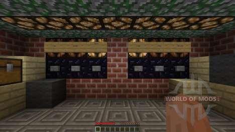 Minecraft Slender Forest for Minecraft
