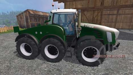 Fendt TriSix Vario v1.0 for Farming Simulator 2015