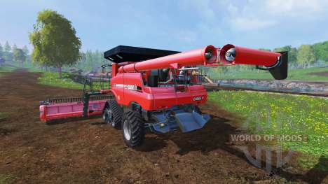 Case IH Axial Flow 9230 [crawler] for Farming Simulator 2015