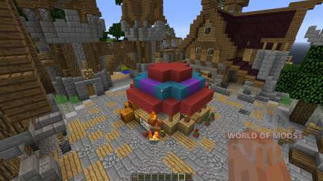 Guldoria Medieval for Minecraft