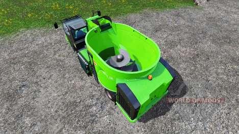 Kuhn SPV 14 for Farming Simulator 2015
