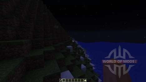 Skyrim map for Minecraft