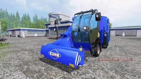 Kuhn SPV 14 v2.0 for Farming Simulator 2015