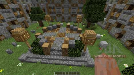 Epic Minecraft Castle for Minecraft