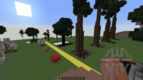 Trees & Things for Minecraft