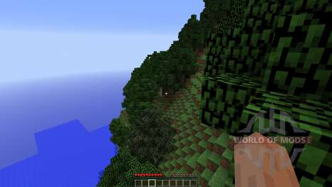 The Land of the Srebmun for Minecraft