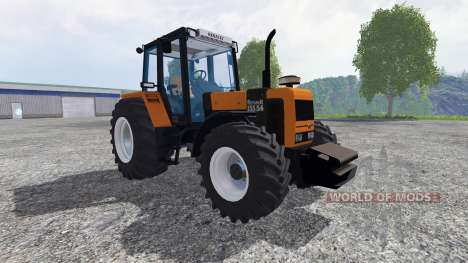 Renault 15554 v1.1 for Farming Simulator 2015