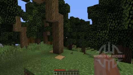 Hilly Survival for Minecraft