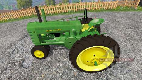 John Deere Model A for Farming Simulator 2015