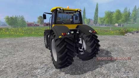 JCB 8310 Fastrac v4.2 for Farming Simulator 2015