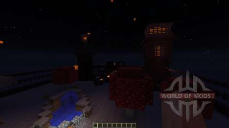 TNT Wars for Minecraft