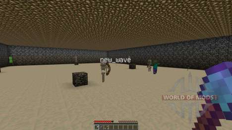 Single player spleef for Minecraft