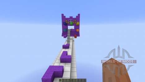 minecraft sonic colors map for Minecraft