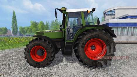 Fendt Favorit 515C v2.0 for Farming Simulator 2015