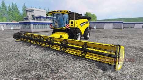 New Holland CR10.90 v1.6 for Farming Simulator 2015
