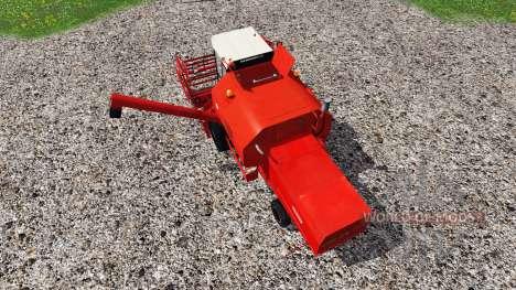 Bizon Z058 v1.5 for Farming Simulator 2015