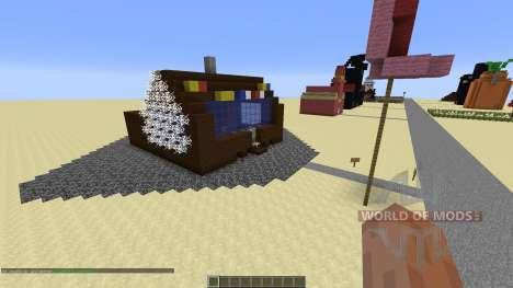 SPONGEBOB for Minecraft