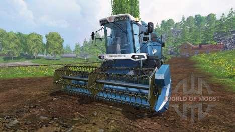 Sampo-Rosenlew COMIA C6 v2.2 for Farming Simulator 2015