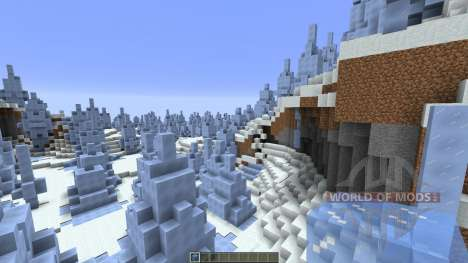 Ice Structure for Minecraft