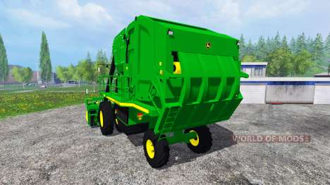 John Deere 7760 for Farming Simulator 2015