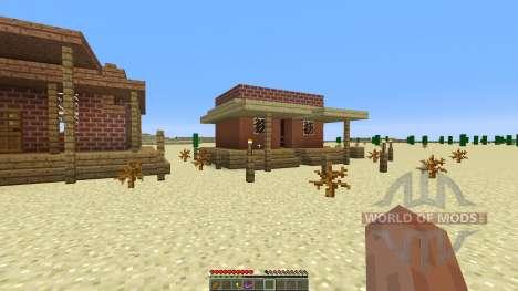 WILD WEST Survival for Minecraft