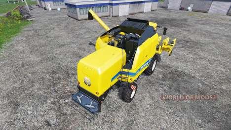 New Holland TC5.90 v1.1 for Farming Simulator 2015