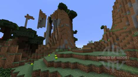 Epic World for Minecraft