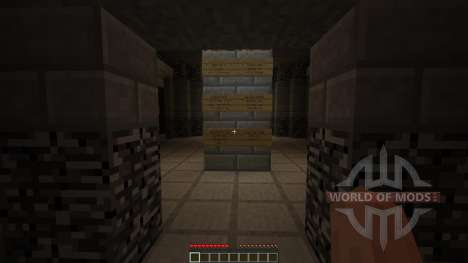 SLENDER Sanatorium map for Minecraft