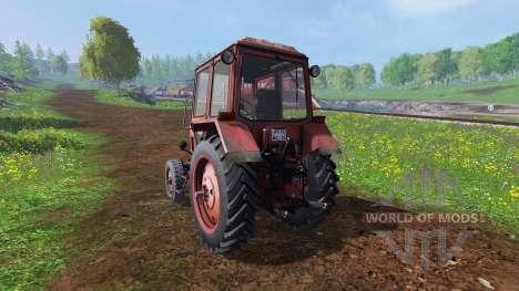MTZ-80 [red] v2.0 for Farming Simulator 2015
