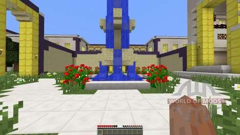 Templu TripluX for Minecraft