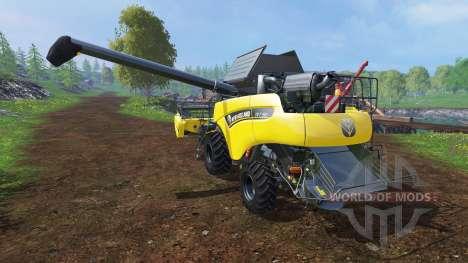 New Holland CR7.90 for Farming Simulator 2015