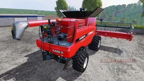 Case IH Axial Flow 7130 [multifruit] for Farming Simulator 2015