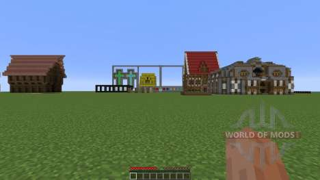 The East Mansion for Minecraft