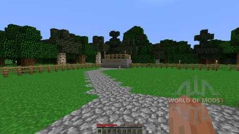 The Walking Dead Season 2 Final Battle for Minecraft