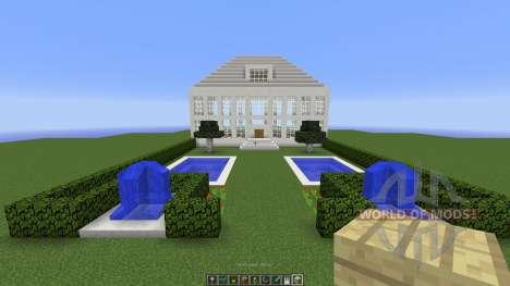 Villa for Minecraft