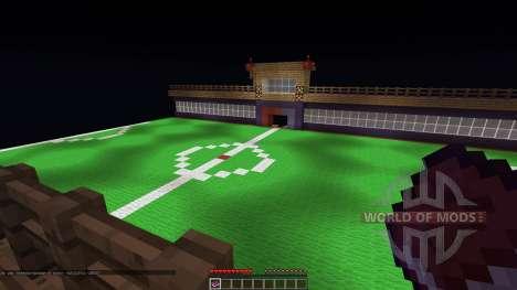 Soccer V2 for Minecraft