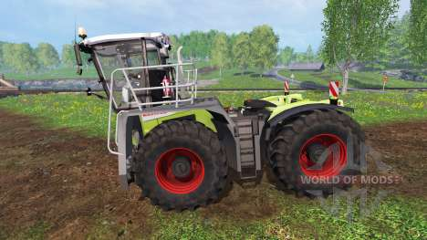 CLAAS Xerion 3800 SaddleTrac v3.0 for Farming Simulator 2015