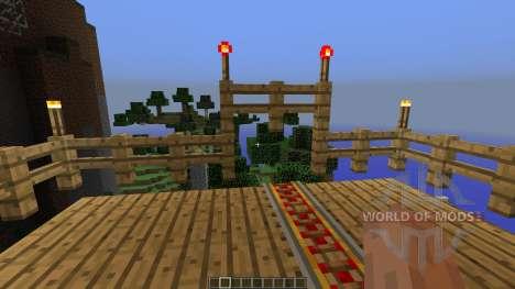 Rollercoaster TyCraft for Minecraft