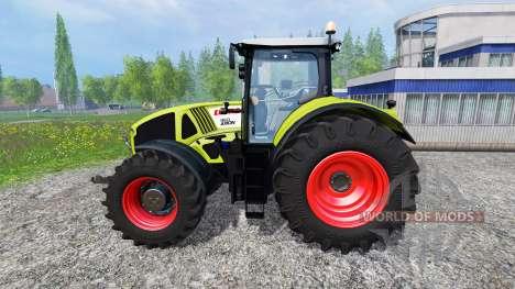 CLAAS Axion 950 v1.5 for Farming Simulator 2015