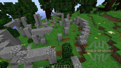 Survival Games Hunger Games The Movie Remake for Minecraft
