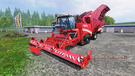Grimme Maxtron 620 v1.2 for Farming Simulator 2015