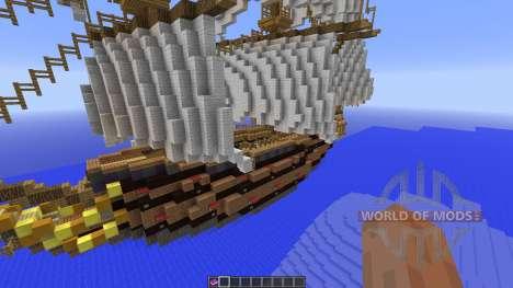British Fleet for Minecraft
