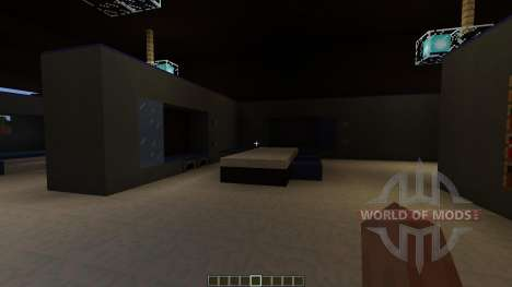 Costa Ultramodern House for Minecraft
