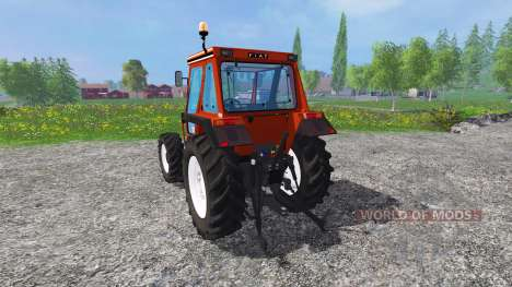 Fiat 880 for Farming Simulator 2015
