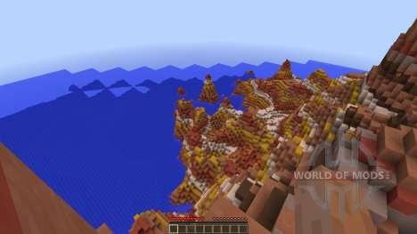 Costa Estralita for Minecraft
