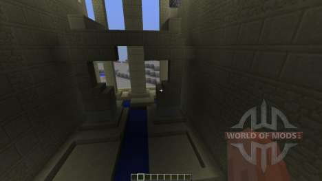 Ephemeral Temple for Minecraft